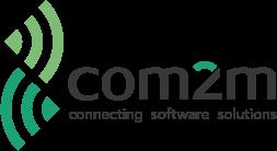 com2m Logo